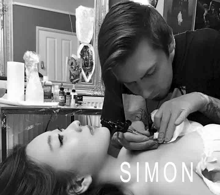 Simon K Bell Tattoo Artist